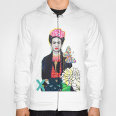 Frida Kahló Hoody