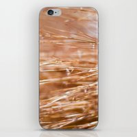 Fire Grass iPhone & iPod Skin
