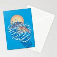 The Lost Adventures of Captain Nemo Stationery Cards
