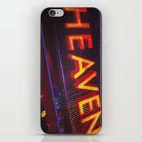 Heaven in Color iPhone & iPod Skin