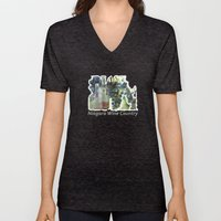 Niagara Wine Country / G… Unisex V-Neck