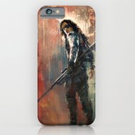 iPhone & iPod Case featuring Bucky by Wisesnail