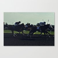 The Show Canvas Print