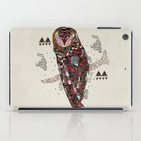 HATKEE Collaboration by Kyle Naylor and Kris Tate iPad Case