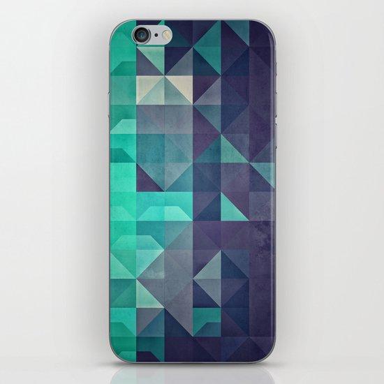 Bryyt Tyyl iPhone & iPod Skin