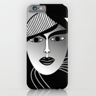 Oriental Women iPhone 6 Slim Case