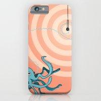 Singing Octopus iPhone 6 Slim Case