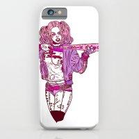 Suicide Squad Harley Quinn iPhone 6 Slim Case