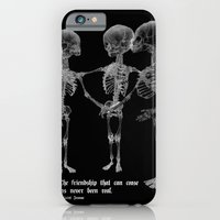 iPhone & iPod Case featuring Friendship by GLR67