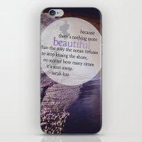 The Ocean. iPhone & iPod Skin