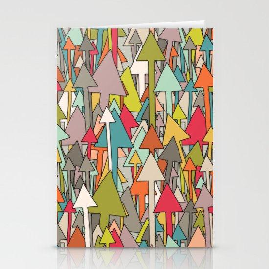 earth up Stationery Card