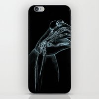 Puppet Check Up iPhone & iPod Skin