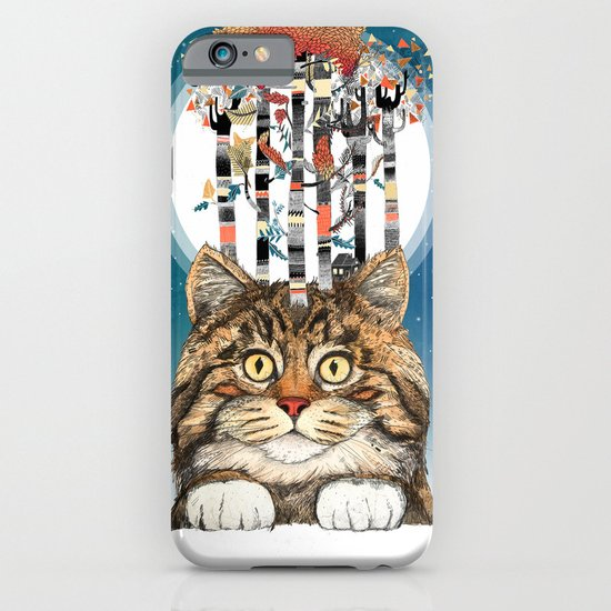 Feline Forest iPhone & iPod Case