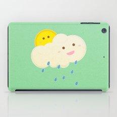 Raining day iPad Case