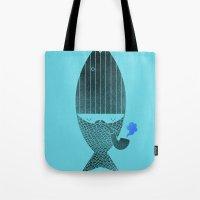 Fisherman No.2 Tote Bag