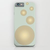 iPhone & iPod Case featuring Kaleidoscope Browns Pattern by Sunshine Inspired Designs