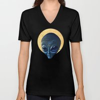 St. Alien Unisex V-Neck