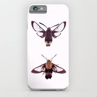 Snowberry Clearwings iPhone 6 Slim Case