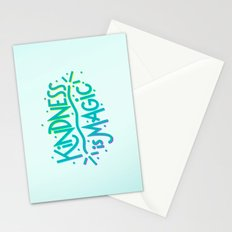 Kindness is Magic Stationery Cards
