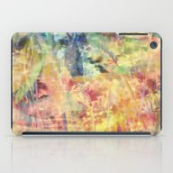 iPad Case featuring Summer Field by Klara Acel