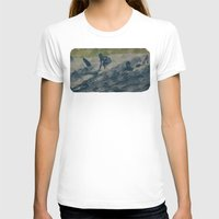 surf T-shirts featuring Surf by Last Call
