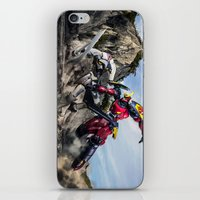 gurren battle iPhone & iPod Skin