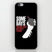 Some Days iPhone & iPod Skin