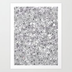 forest011 Art Print