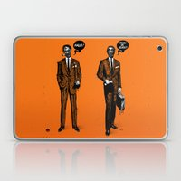 HALLOWEEN ZOMBIES Laptop & iPad Skin