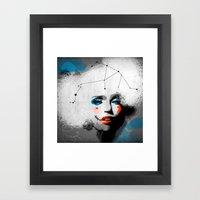 Zero City Framed Art Print