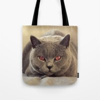 Superstar Diesel The Cat… Tote Bag