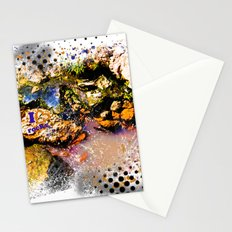 I Heart Rocks Stationery Cards