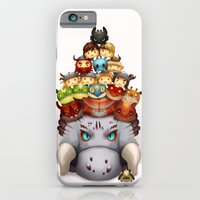 Little Dragons iPhone 6 Slim Case