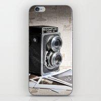 Keepsakes I iPhone & iPod Skin