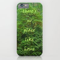 there's no place like home iPhone 6 Slim Case