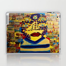 News and eyes Laptop & iPad Skin