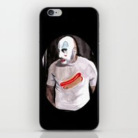 Come On Down To Captain Spaulding's Museum Of Monsters And Mad-Men  iPhone & iPod Skin