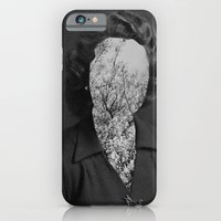 iPhone & iPod Case featuring space face by lina