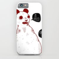 iPhone & iPod Case featuring im apples by eve orea
