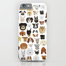 Dogs iPhone 6 Slim Case
