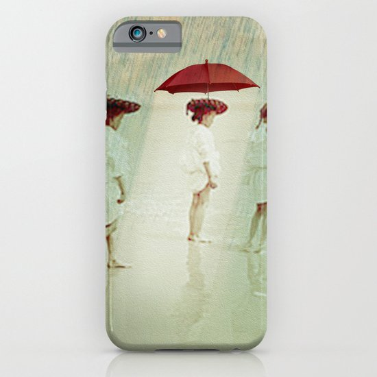 Waiting on a sunny day iPhone & iPod Case