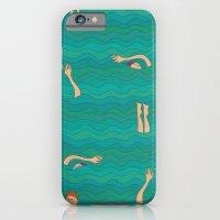 Swimming iPhone 6 Slim Case