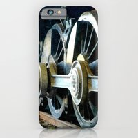 There's a Train a Comin' iPhone 6 Slim Case