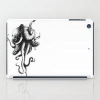 Octoelephant iPad Case