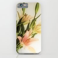 iPhone & iPod Case featuring Lilies by Susan Weller