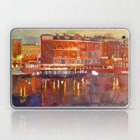 Night In Venice Part 3 Laptop & iPad Skin