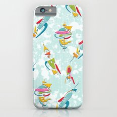 Abstracted Rockets Remix iPhone 6 Slim Case