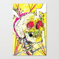 Ain't No Grave Canvas Print