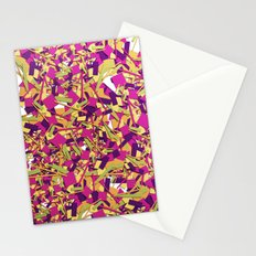 Color pieces Stationery Cards