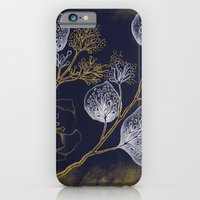 iPhone & iPod Case featuring Floral pattern by moodgraphics